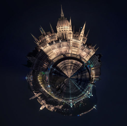 Little planet 360 degree sphere. Panoramic view of 360 Degree Architecture Budapest, Hungary Castle Circle City Cityscape Hungary Night Lights Panorama Panoramic Parliament Building Skyline Sphere TOWNSCAPE Ancient Architecture Architecture Illuminated Landscape Night Outdoors Planet Three Dimensional Three Dimentional Photography Urban Skyline