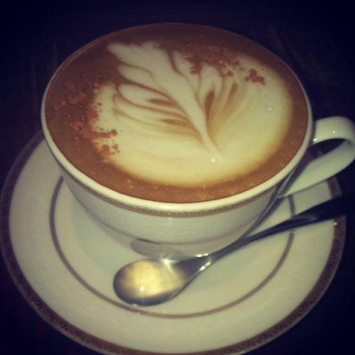 Cafe Latte Art Relaxing rela