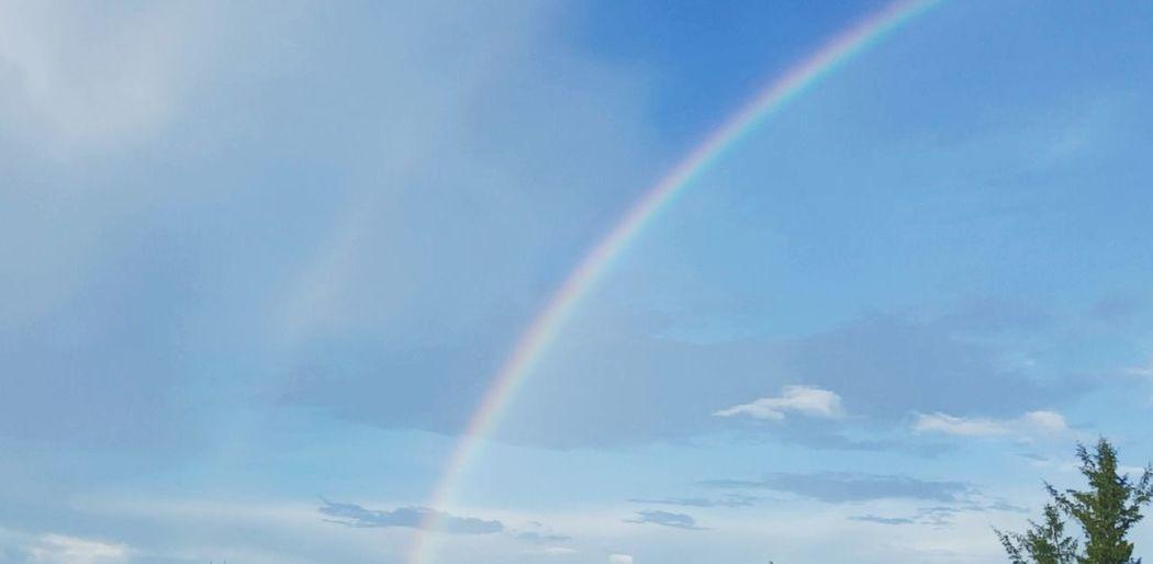 Double Rainbow Rainbow Miami Sky Sky Music