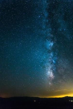 Astronomy Beauty In Nature California California Love Dark Desert Majestic Meteorshower Milky Way Night Outdoors Scenics Sky Stars The Sky Tranquil Scene Underthestars