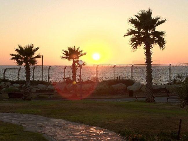 Ashkelon holiday village First Eyeem Photo View Ending The Day Resortlife Israel