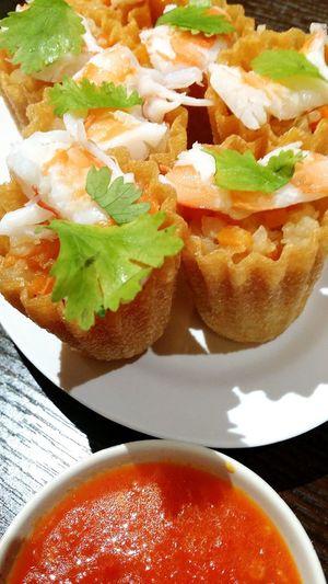 Kuih Pie Tee Pie Tee Peranakan Asian Food Food Foodphotography Foodcollection EyeEm Gallery Eyeem Food  Eyeemcollection Eyeemphotography