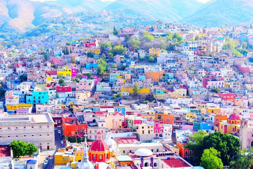 Mexico Guanajuato, México Colors