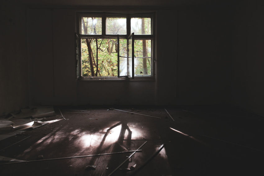 Krampnitz Window Indoors  Abandoned No People Day Nature Domestic Room Damaged Home Interior Sunlight Absence House Empty Obsolete Glass - Material Ruined Architecture Transparent Tree