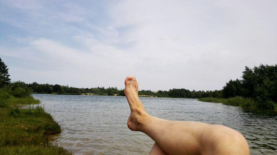 Summer ☀ Summertime Nacked :-D :-D :-D 😁😁😁💜💜💜😘😍😍😍 Legs Man