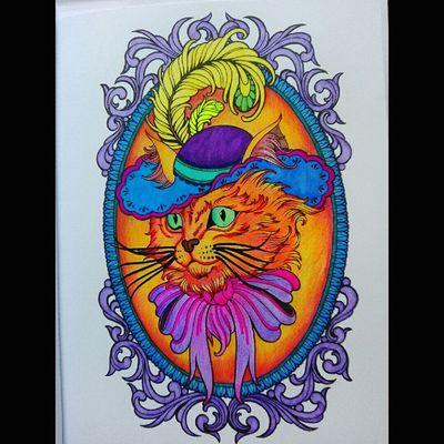 Cat Cats Cats Of EyeEm Catstagram Animal Art Art, Drawing, Creativity ArtWork Artstagram Artlover Artistic Draw Drawing Picoftheday Photooftheday Like4like Likeforlike Kitty Kitten Creativity Creative Sunday Weekend Tattoodesign Today :)