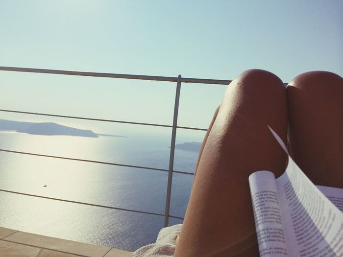 What Does Freedom Mean To You? Reading & Relaxing Paradise