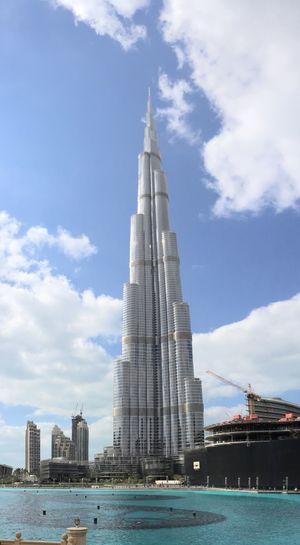 Burj Khalifa Burjkhalifa Dubai DubaiMall Skyscraper Tower