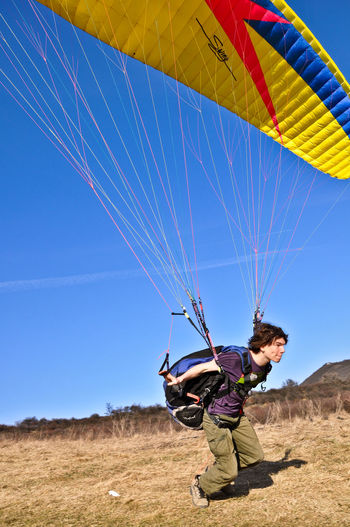 Bucketlist Flying Glider Gliding Jump Jumping Learning Learning To Fly Learningtofly  Paragliding Sky Sport Sports Photography