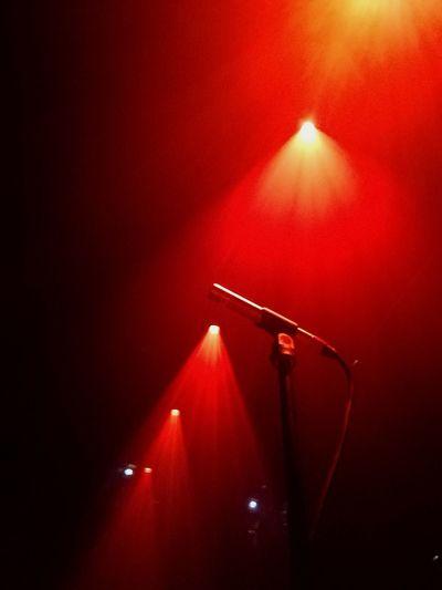 Redlight Shower