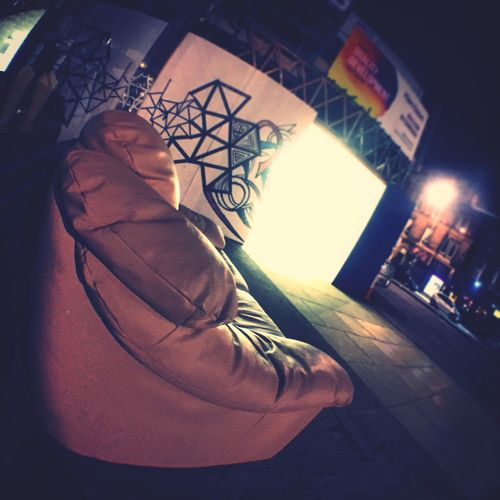 A doomed sofa.