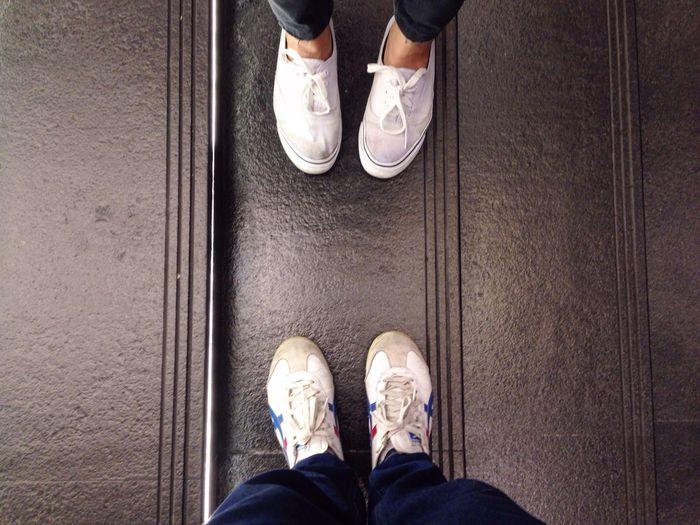Leg Four Foot Foots Confront AllianceBank