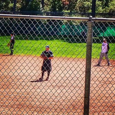 Slowpitchsoftball Pitcher Team Baseball coedsoftball sunday fortheloveofthegame