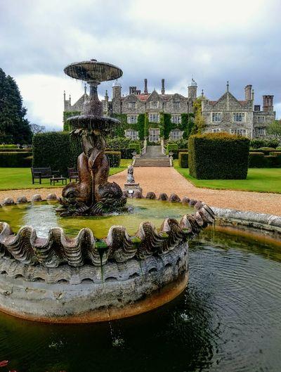Garden Manor House Manor House Gardens Fountain Gardens