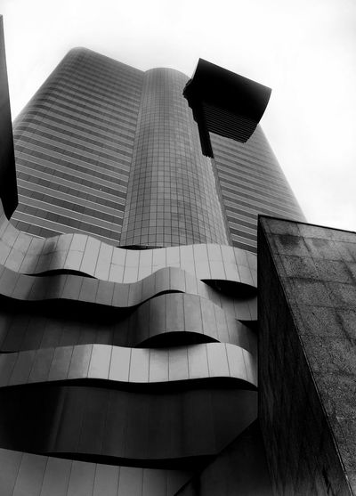 Magic The Street Photographer - 2019 EyeEm Awards The Architect - 2019 EyeEm Awards Architecture Low Angle View Building Exterior Built Structure Sky No People The Minimalist - 2019 EyeEm Awards Outdoors Nature Day City Security Building Wet Sunlight