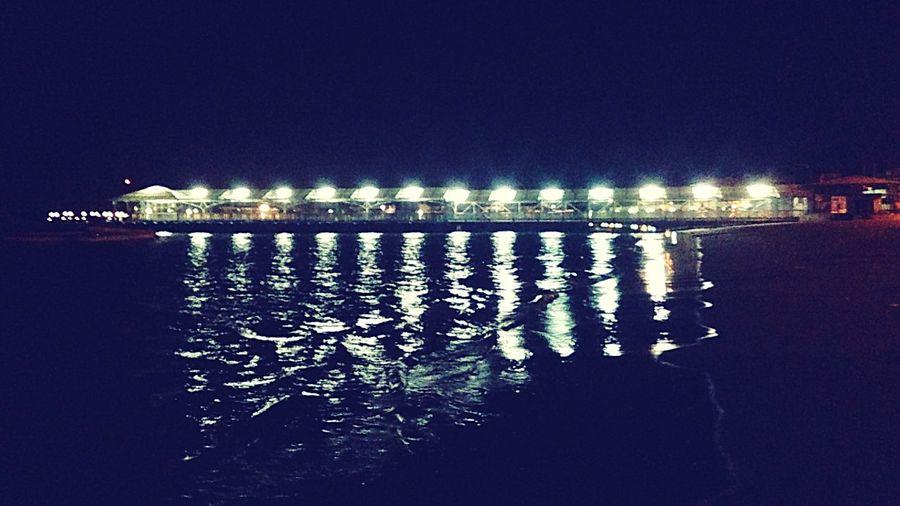 La noche más linda y cálida