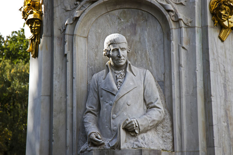 Memorial to the classical composers