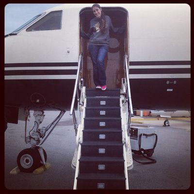 Ready for takeoff... Hahah G3 Gulfstream Erau Ams