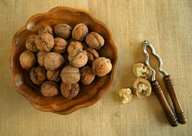 EyeEm Food Lovers Healthy Snack On The Table Walnuts Germany Vegan Food In My Mouth  Yummy Food Photography