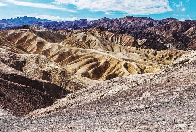 United States Death Valley National Park Nature Traveling Zabriskie Point Rem📸 Photography