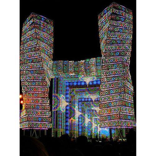 Scorrano Luminarie Festadiscorrano Scorrano2015 Santadomenica Salento Instaitalia Igersitalia W4w L4l Italy Puglia SouthofItaly