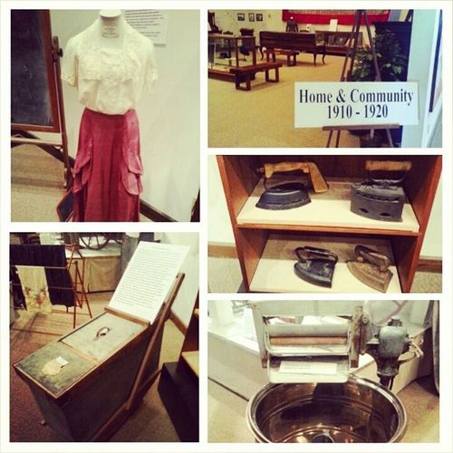 BooneCountyMuseum & Galleries Lifestyle circa 1910 in the USA MidWest History Victorian CoMo ColumbiaMo