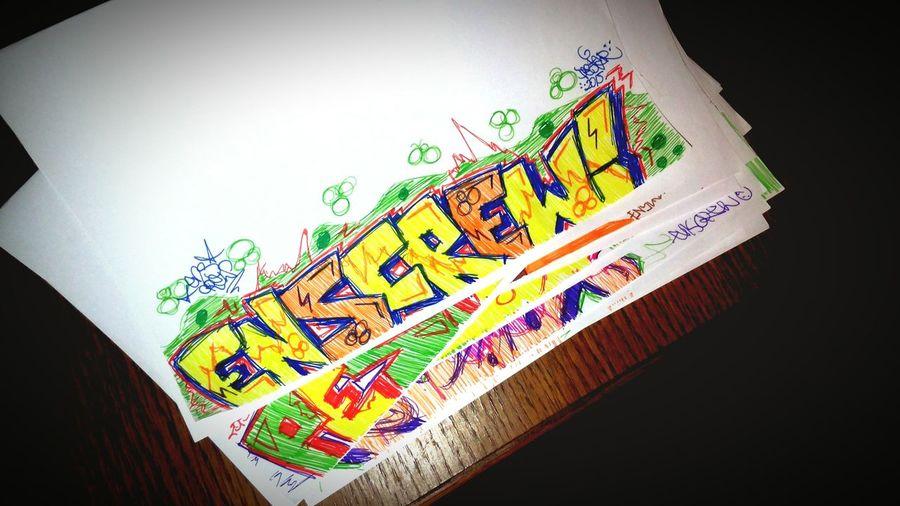 Ens Crew Graffiti NIGHT SESSION