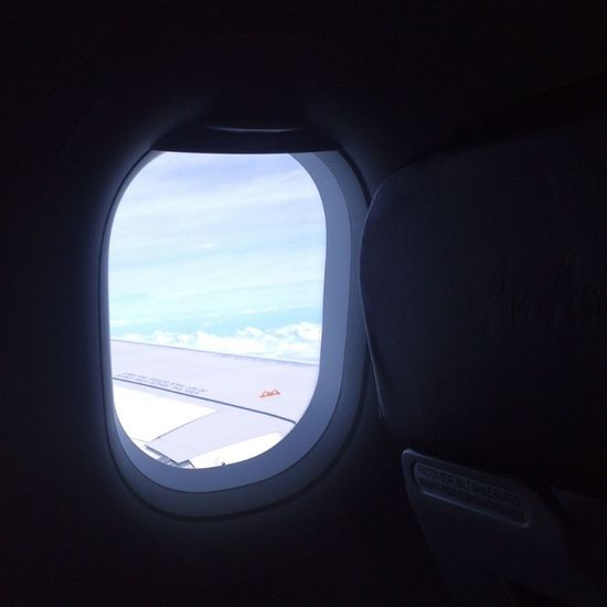 Come and fly with meeee! Flight ✈ Departure Flying High BestScenery