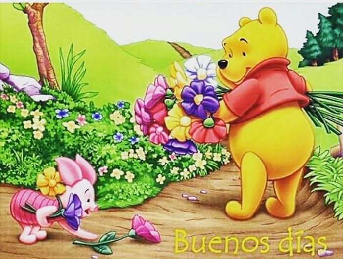 Good Morning World🌎☁☔🌁 Winnie The Pooh  Piggie Nosunshine But Beautiful Nature Day☁☔😍🌁 Keep Calm And Smile You Will Never Wve Know Who Is Falling In Live With Your Smile☺ Beautiful Day Ready To Start My Day ♥ :-) I HOpe Every Body Have A Beautiful Day do not be sad Gid is so beautiful and big and he is with every one in this world appreciated for every good and bad moment because it is just a test to see how you will react to it😍😉😘❤ In Love With God💕😍