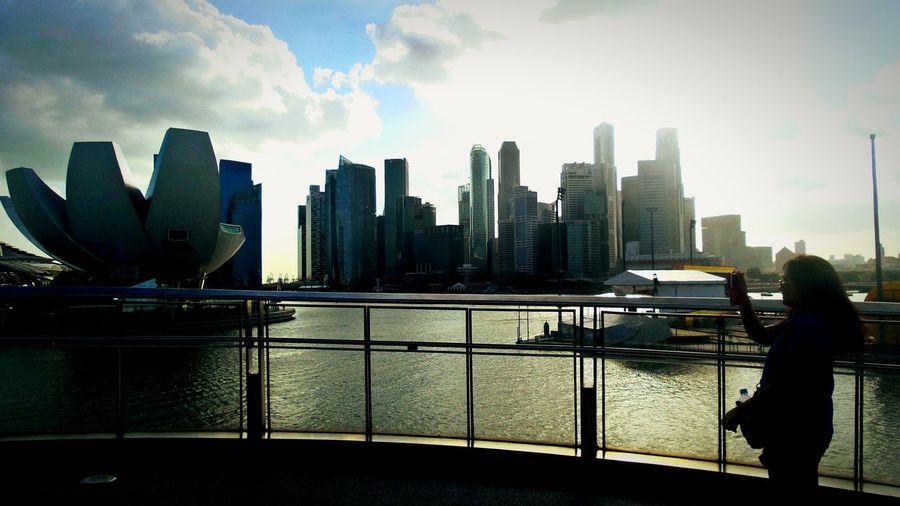 Silhouette Singapore2015