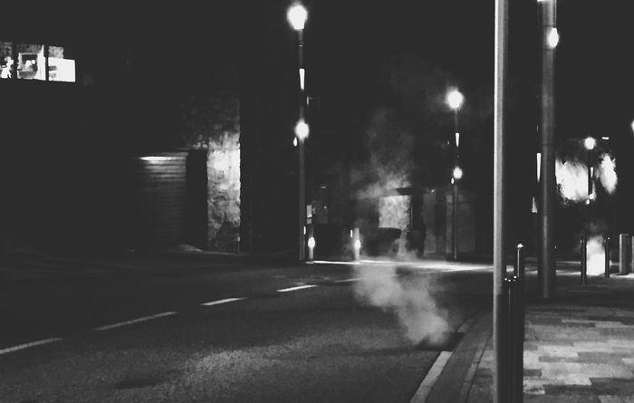 Showcase: November Black & White Monochrome Andorra Blackandwhite Streetphotography IPhoneography Mobilephotography Iphone6 Cityscape Nightphotography