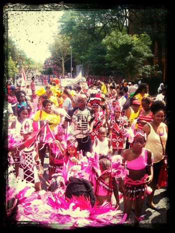 Childrens Parade Labor Day BK