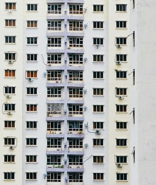 Building Exterior Architecture Built Structure City Window Full Frame Repetition Low Angle View In A Row Day Travel Destinations No People Outdoors Backgrounds