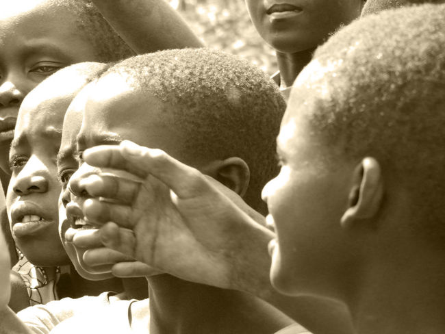 Black Children Kenya Africa African Children African People Close-up Human Hand Looking For Love People Poverty Sadness Sepia Sepia_collection Sweetness Togetherness Tsavo Tsavo East Tsavo Est Unity