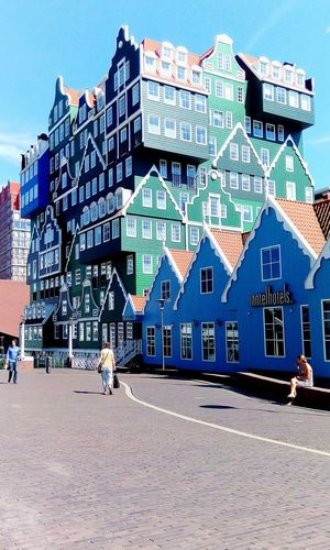 Zaandam Photography Coulors House Holiday Travel