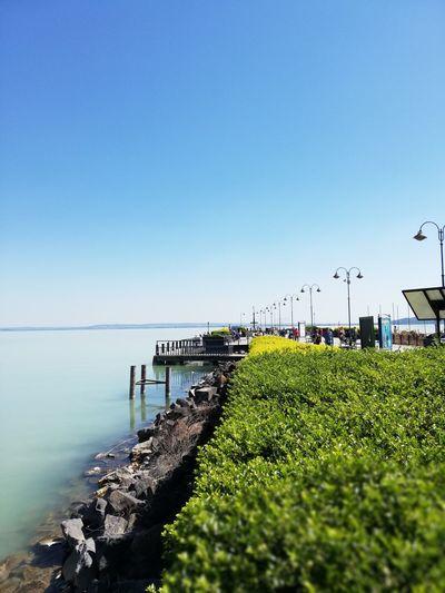 Lake Balaton as