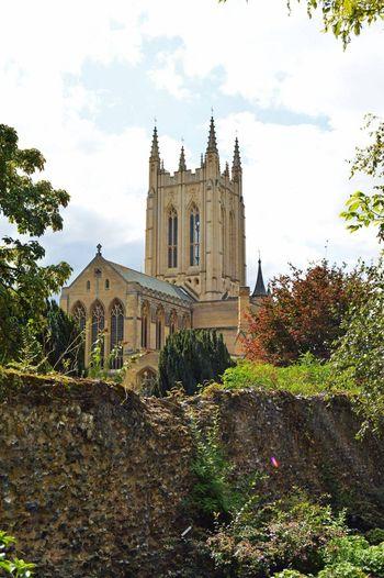 Cathedral Bury St Edmunds Beautful England