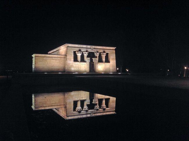 Templo Templo De Debod