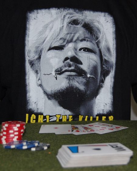 Poker Night Poker Time Pokerface Togetherness Ichi The Killer The Movie Royal Street