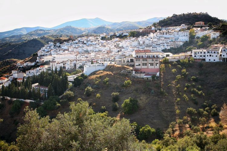 Andalusia Andalusia Investing In Quality Of Life Panoramic Views White Village The Week On EyeEm Done That. Lost In The Landscape Go Higher