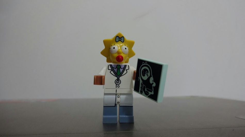 EyeEm Best Shots - My Best Shot EyeEm Best Shots - Macro / Up Close Toy Photography The Simpsons EyeEm Best Shots - My World Maggie Check This Out Children Toy Doctor