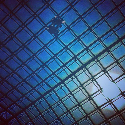 That Little Tent Of Blue Skylight
