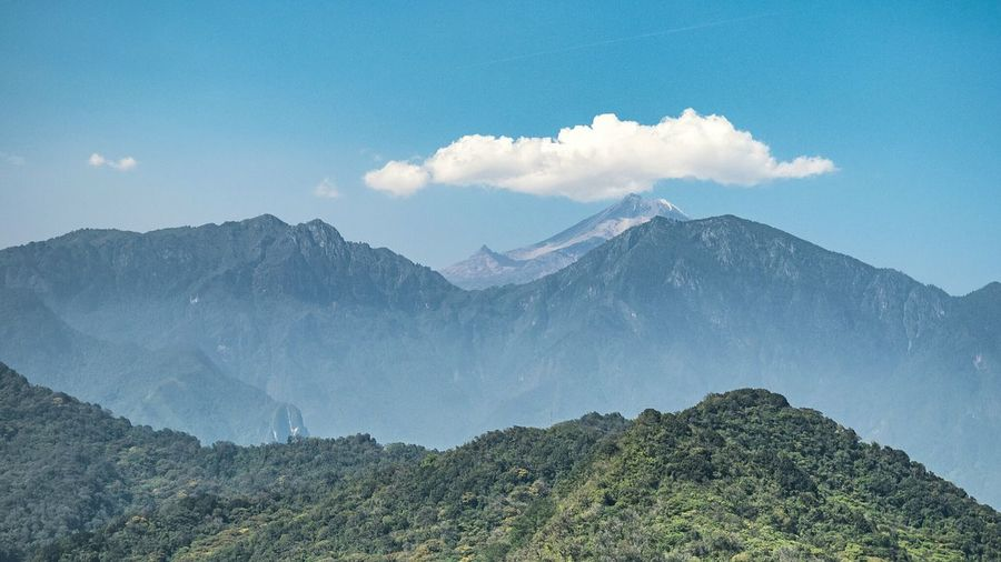 Mountains. Beauty In Nature Nature Landscape Forest Mountain Outdoors Mexico Travel Volcano Sunlight Mountains Colors Morning Orizaba Landscape_photography Beauty In Nature Travel Destinations Tranquility