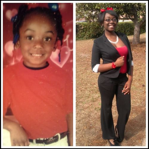 Then & Now :))
