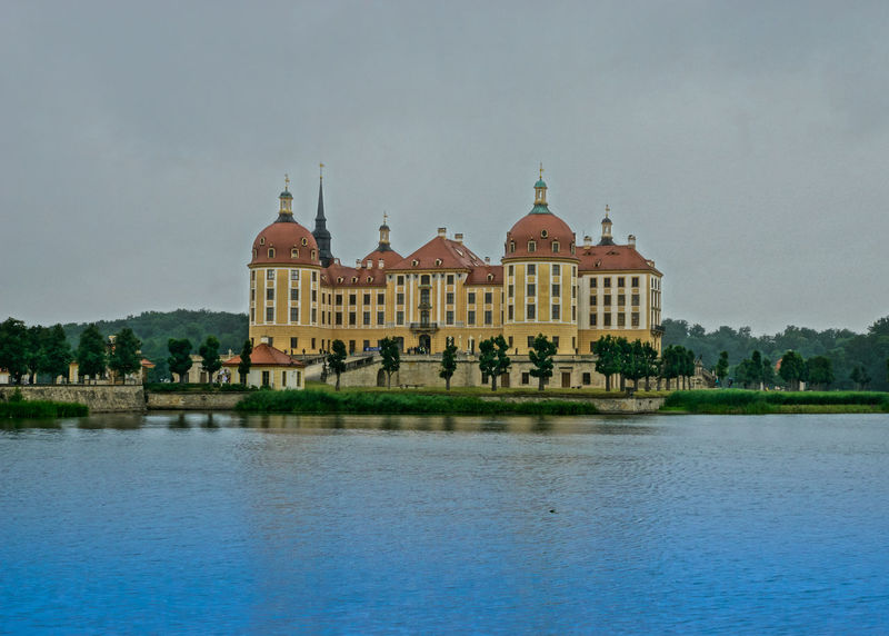 Royal Palaces Buliding Castle City Cityscape Moritzburg  Norway Oslo Sightseeing Stockholm Sweden Architecture Building Exterior Built Structure Landscape Nature Palace Travel Travel Destinations
