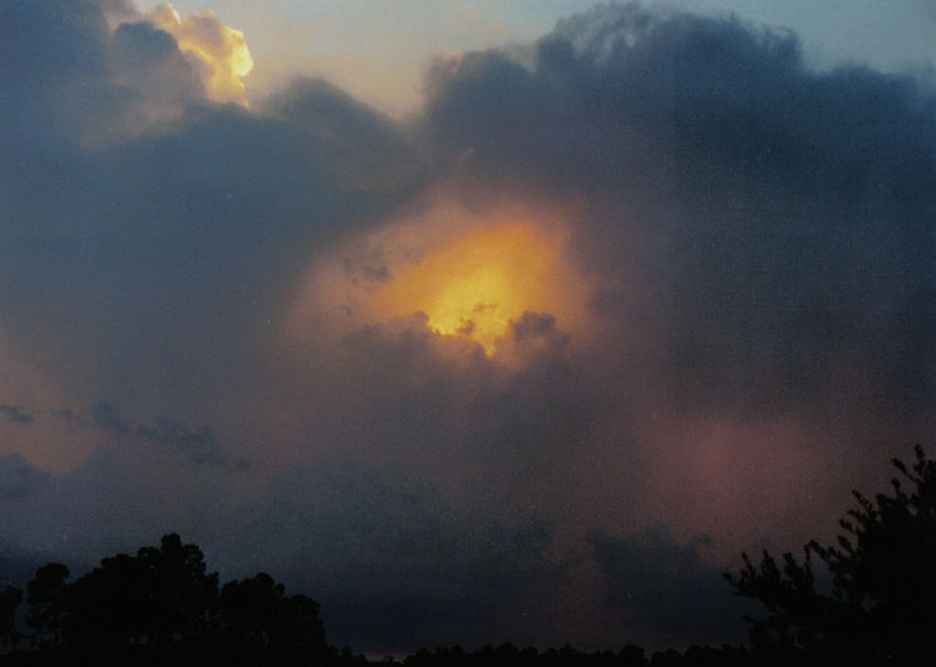 Storm Clouds Gathering Beauty In Nature Cloud - Sky Clouds Day Low Angle View Multi Colored Nature No People Outdoors Scenics Silhouette Sky Storm Clouds At Sunset Sunset