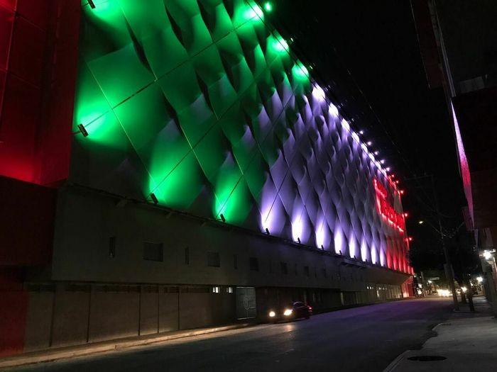 Estadio Nemesio Diez Toluca Arquitecturamexicana Mexico First Eyeem Photo