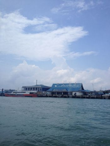 Bintan  jetty Bintan Trip