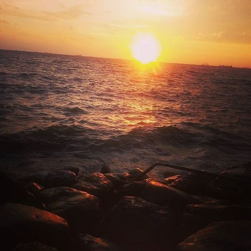 Day6 Manilabay Sunset Pre Before Pahlawan Philippines Beach Lover