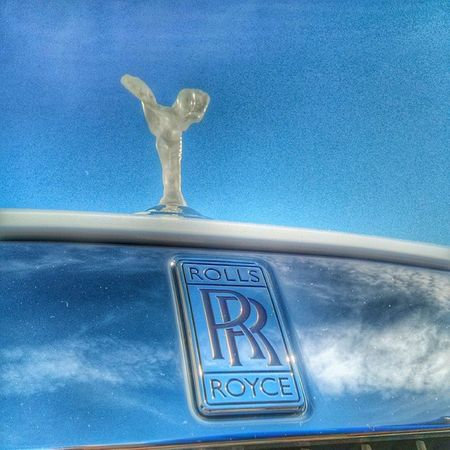 Rollsroyce Angel Sky Luxury nicecar rr